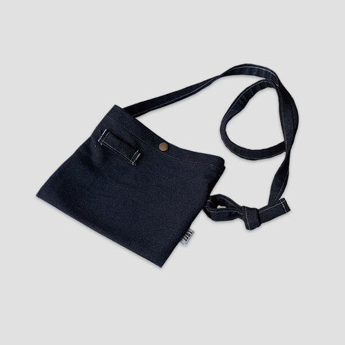 5차입고* [LUFF] denim crossbag