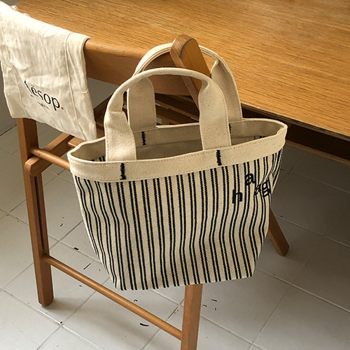 5차입고* [haag] a picnic bag small