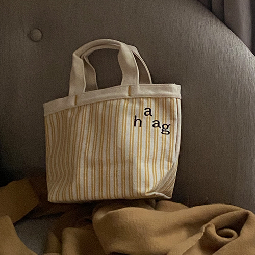 4차입고* [haag] a picnic bag small